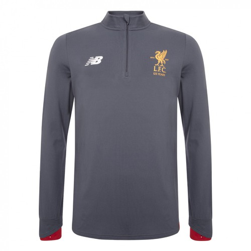 Kids Grey LFC Mid-layer top 17/18