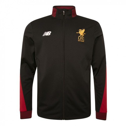 LFC Black Training Presentation Tracksuit Jacket 17/18 (Kids)