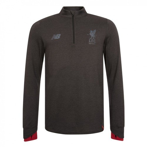LFC Junior Black Mid Layer Training Top