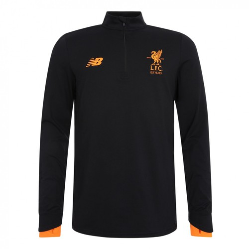 LFC Junior Black Training Mid Layer Top 17/18