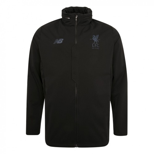 LFC Junior Black Training Rain Jacket 17/18