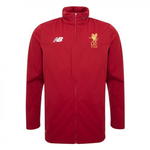 LFC Junior Red Training Rain Jacket 17/18