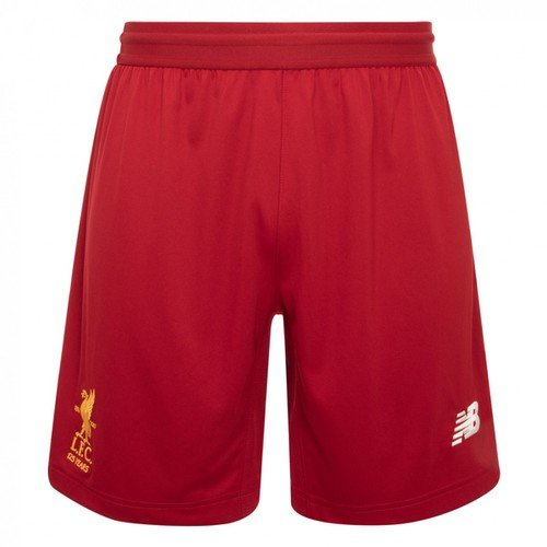 LFC Kids 2017-18 Training shorts (Red)