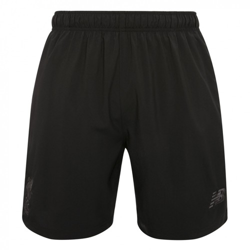 LFC Mens Black Woven Training Shorts 17/18