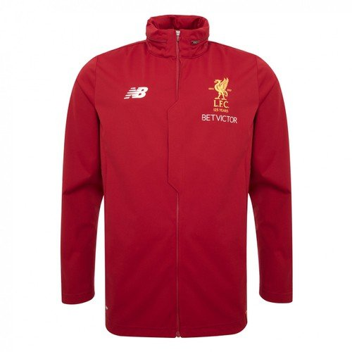 LFC Mens Red Rain Jacket 17/18