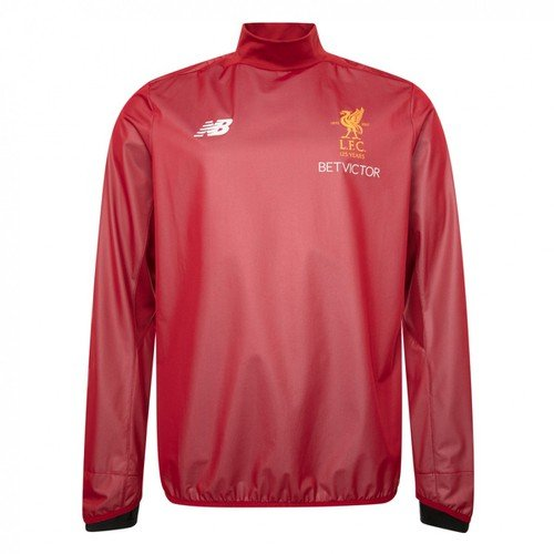 Liverpool FC Mens Red Drill Top 17/18
