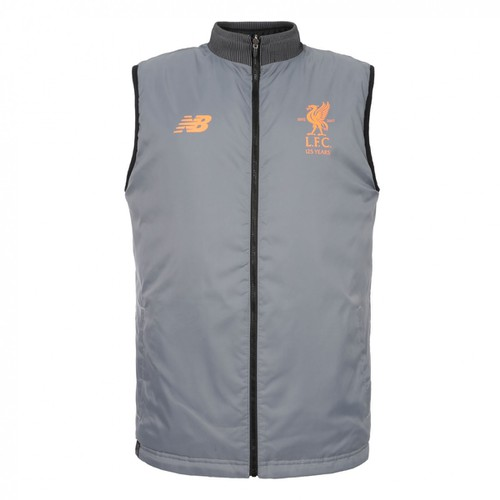 LFC Mens Training Reversible 2 in 1 Gilet 17/18