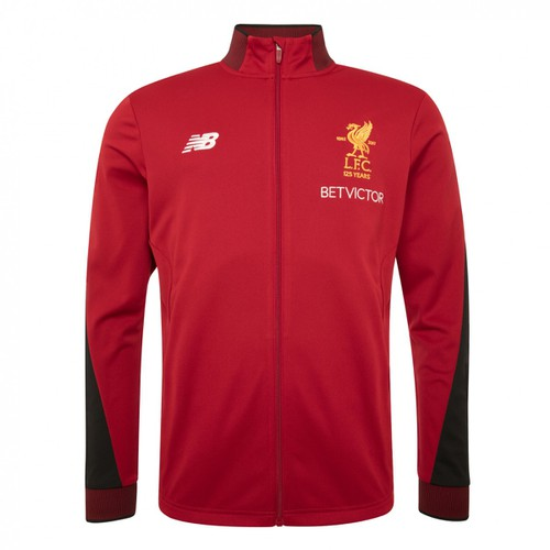 LFC Red Training Presentation Jacket 17-18 (Mens)