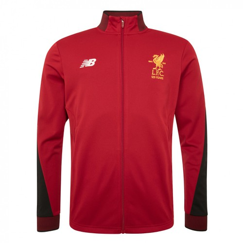 LFC Red Training Presentation Tracksuit Jacket 17/18 (Kids)