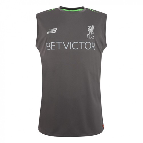 2018-19 Mens Grey LFC Training Vest