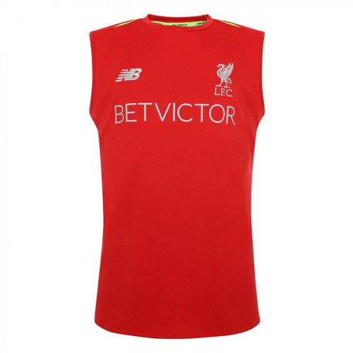 2018-19 Mens Red LFC Training Vest