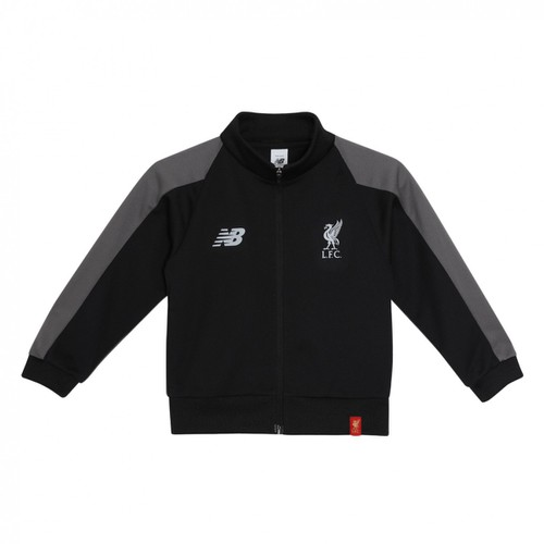 LFC Infant Black Training Knit Tracksuit 18/19