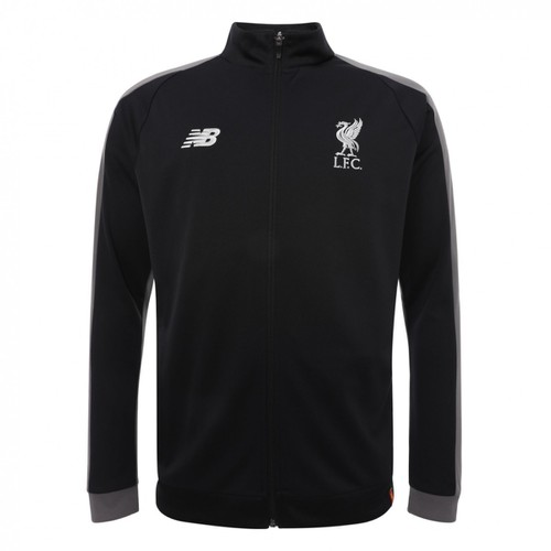 LFC Junior Black Training Presentation Jacket 18/19