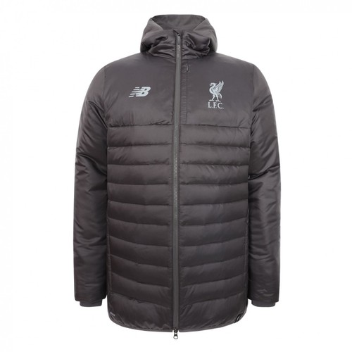LFC Junior Grey Training Stadium Jacket 18/19
