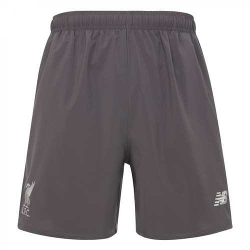 LFC Junior Grey Training Woven Shorts 18/19