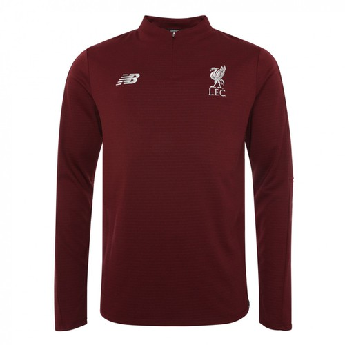 LFC Junior Red Marl Midlayer 18/19