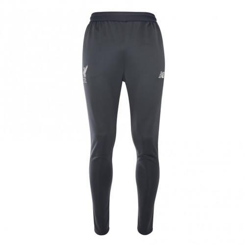 LFC Mens Grey Elite Training Tech Pants 18/19