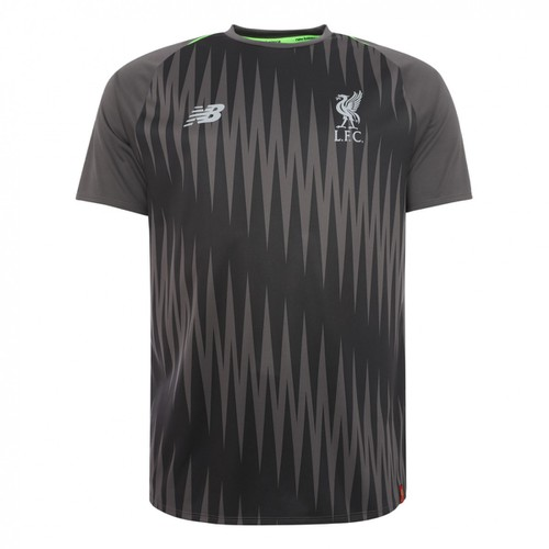 6991ab238 LFC Mens Grey Training Match Jersey 18 19