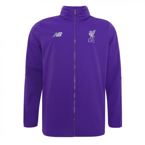 LFC Mens Purple Training Precision Jacket 18/19