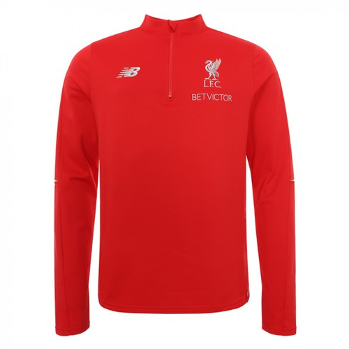 LFC Mens - Red Training Sweater 2018-19 a18fd4e70