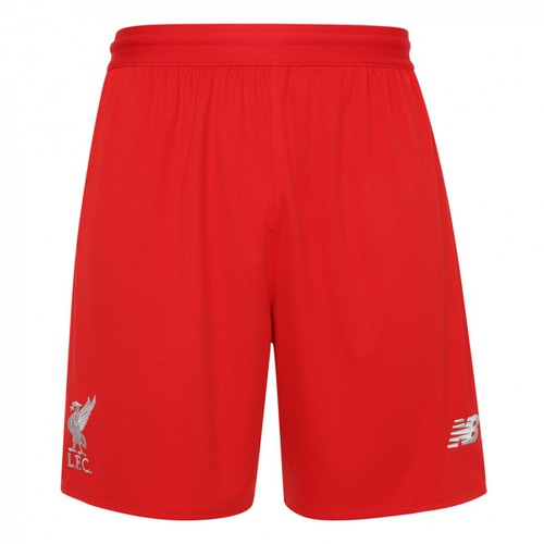 LFC Mens Training - Red Knitted Shorts 18/19