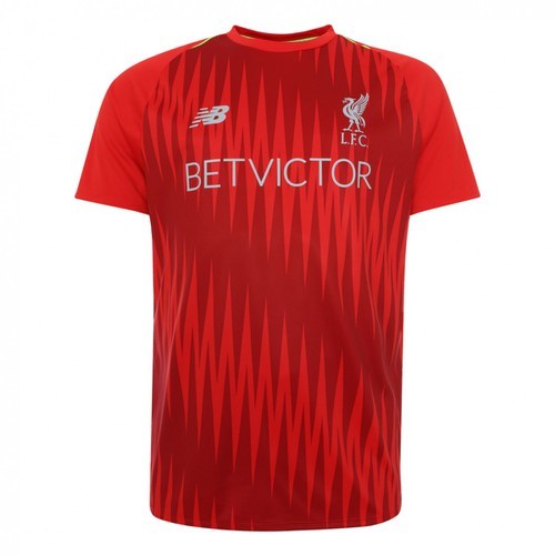 LFC Red Mens Training Shirt 2018-19
