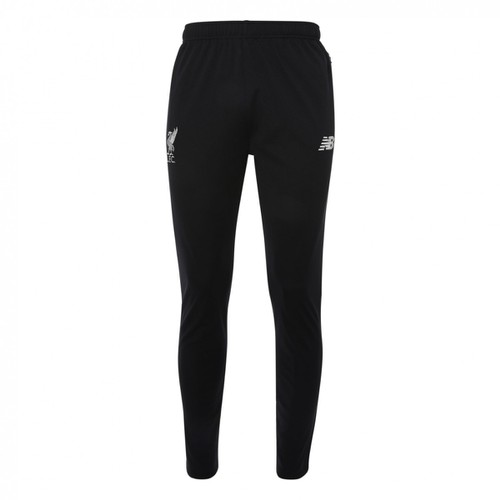 Liverpool Mens Black Tracksuit Training Pants 2018-19
