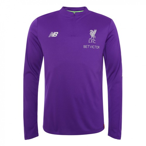 Purple Midlayer Training Top 2018-19