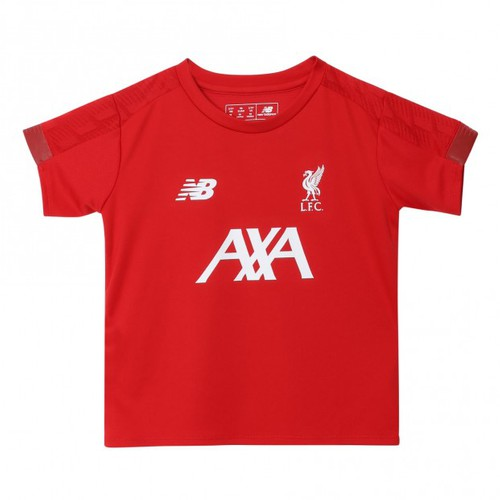 19/20 Infants Red Training Top