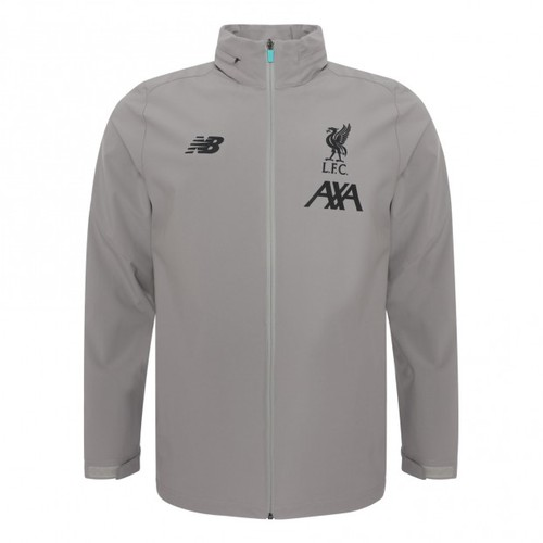 19/20 LFC Mens Grey Base Jacket