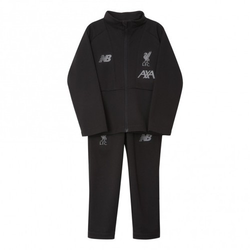 LFC Black Tracksuit (Infants) 2019-20