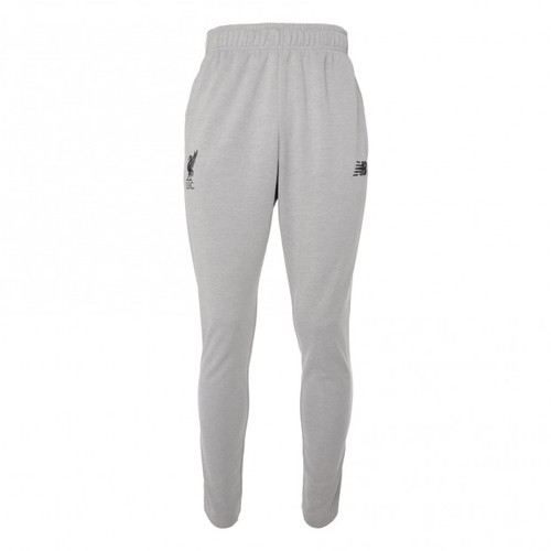 2019-20 LFC Grey Marl Travel Pants - Kids