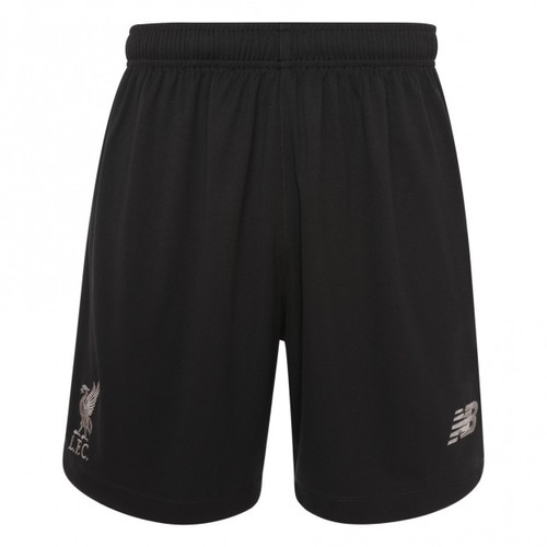 2019/20 LFC Mens Black Knit Shorts