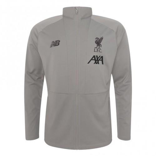 7357cdae380 Grey 2019-20 Liverpool FC Travel Jacket - Kids