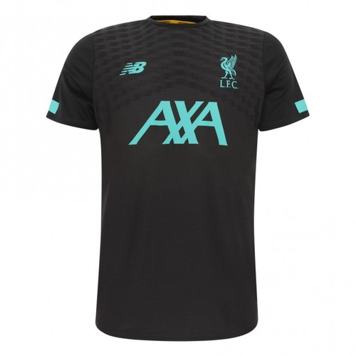 LFC 2019-20 Kids Phantom Black Pre Match Shirt