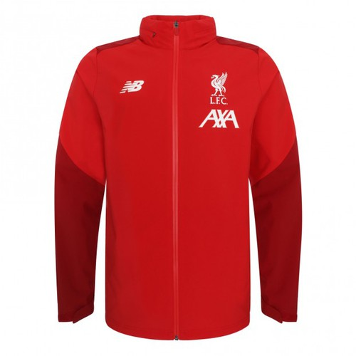LFC Junior Red Base Storm Jacket 19/20