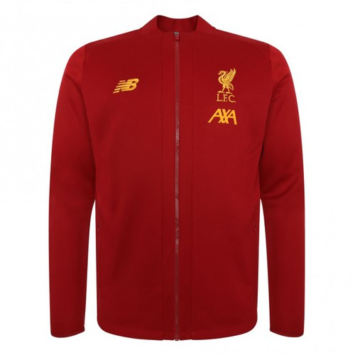 LFC Junior Red Pre Game Jacket 19/20