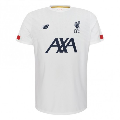LFC Kids Official White Away Pre-Game Top 19/20