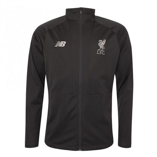 LFC Mens Black Tracksuit Jacket 2019/20