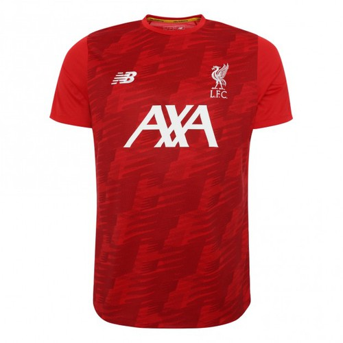 LFC Red Mens Lightweight T-shirt 2019/20