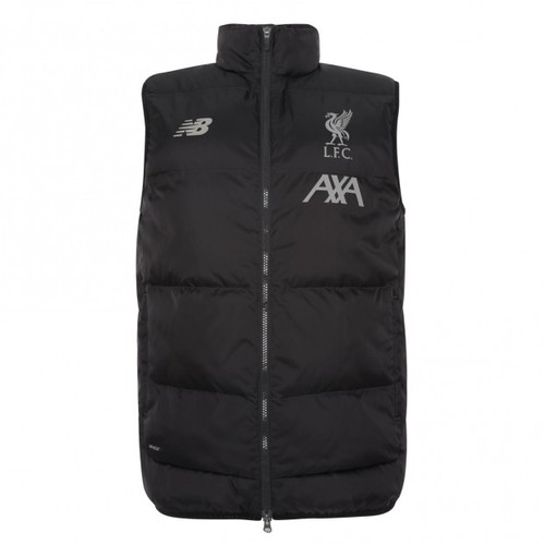 Liverpool 2019-20 Mens Black Gilet