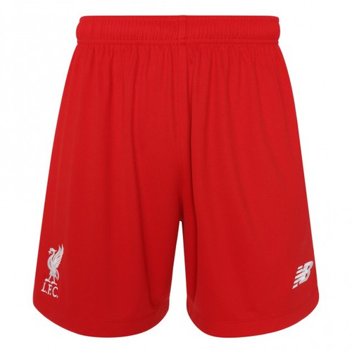 Red LFC Pitch Knit Short 19/20 - Kids