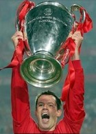 Jamie Carragher - Player of the Season 2006/07
