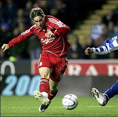 Torres against Reading