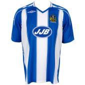 Wigan Athletic Shirt