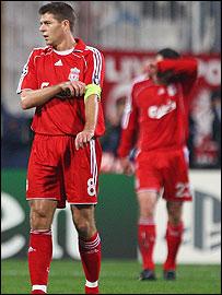 Steven Gerrard - Besiktas