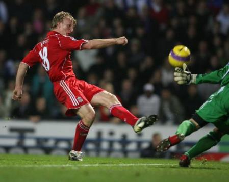 Kuyt against Blackburn