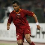 Amantino Mancini of AS Roma