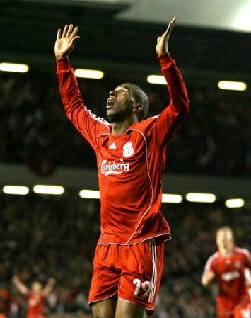 Ryan Babel scores Liverpool's 4th