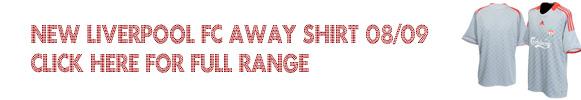 Order new LFC Away 2008/09